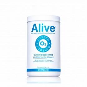 Alive  laundry powder