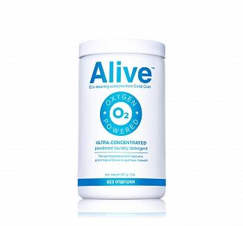 image Alive Pulver-Waschkonzentrat für weiße und bunte Wäsche