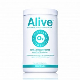 Alive  oxygen bleach