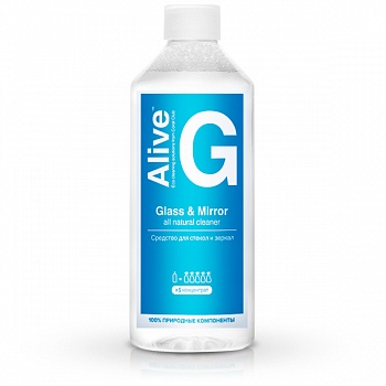 image Alive G Glas & Spiegel-Reiniger