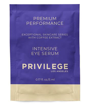 image Privilege Intensives Augenserum mit Kaffeebohnen-Extrakt