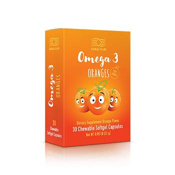 image Omega 3 Orange